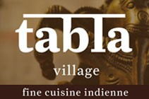 Restaurant Tabla Village 1